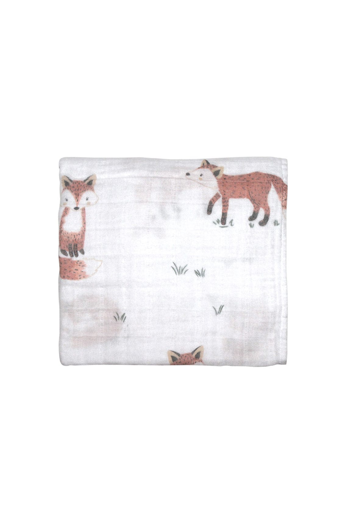 Mister Fly Fox Muslin Wrap - Hello Little Birdie