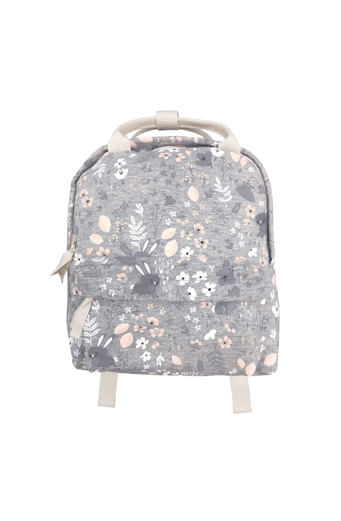 Mister Fly Bunny Floral Back Pack - Hello Little Birdie