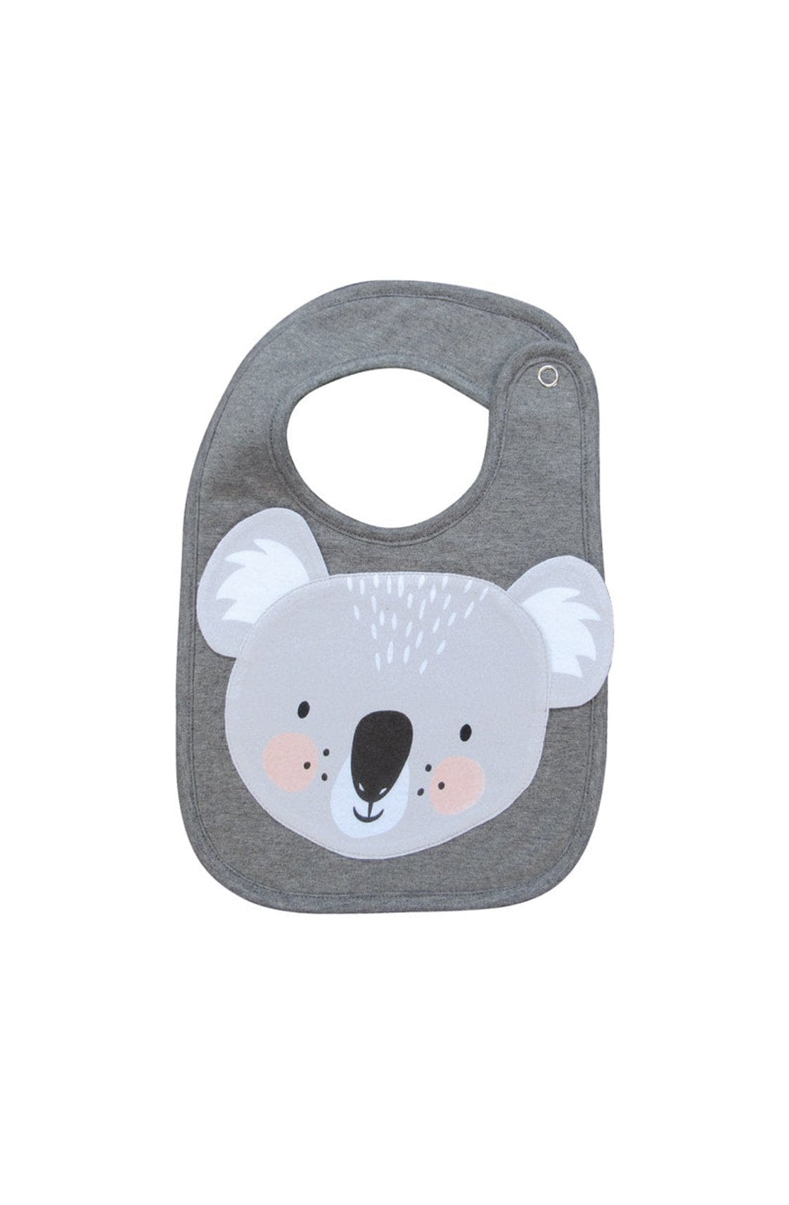 Mister Fly Koala Face Bib - Hello Little Birdie