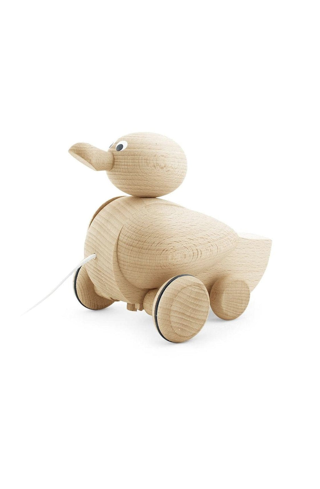Wooden Pull-Along Duck - Hello Little Birdie