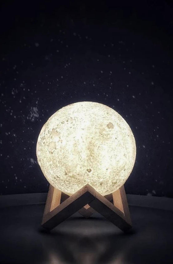 Moon Lamp, Night Light