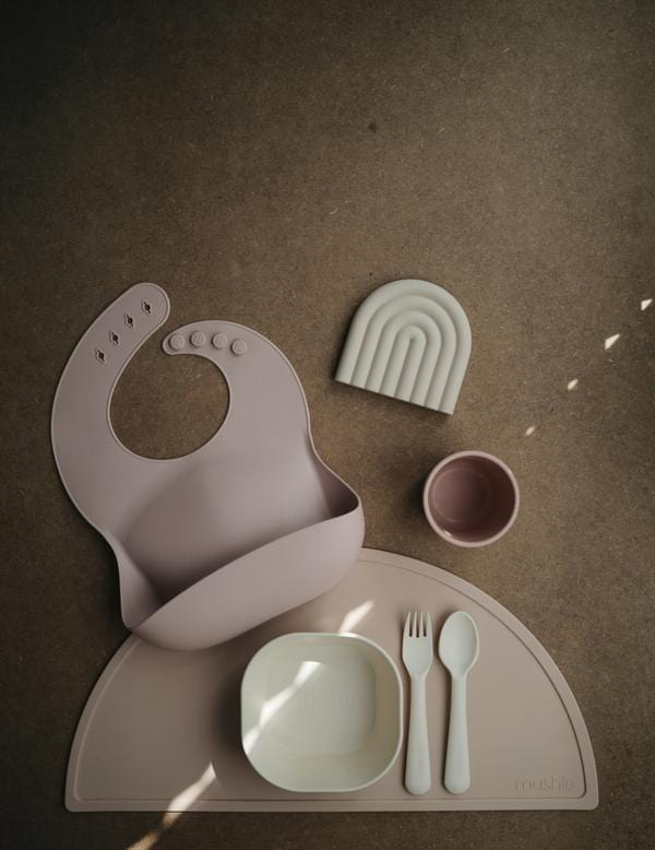 Mushie Silicone Place Mat, Shifting Sand - Hello Little Birdie