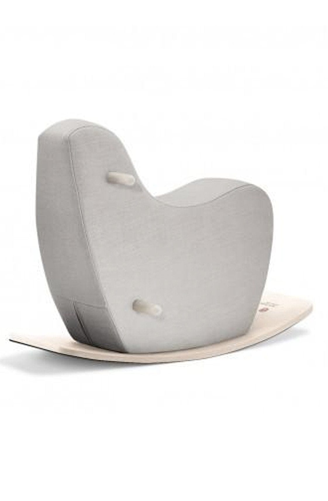 OOH NOO GREY GOOGY TODDLER ROCKING HORSE - Hello Little Birdie