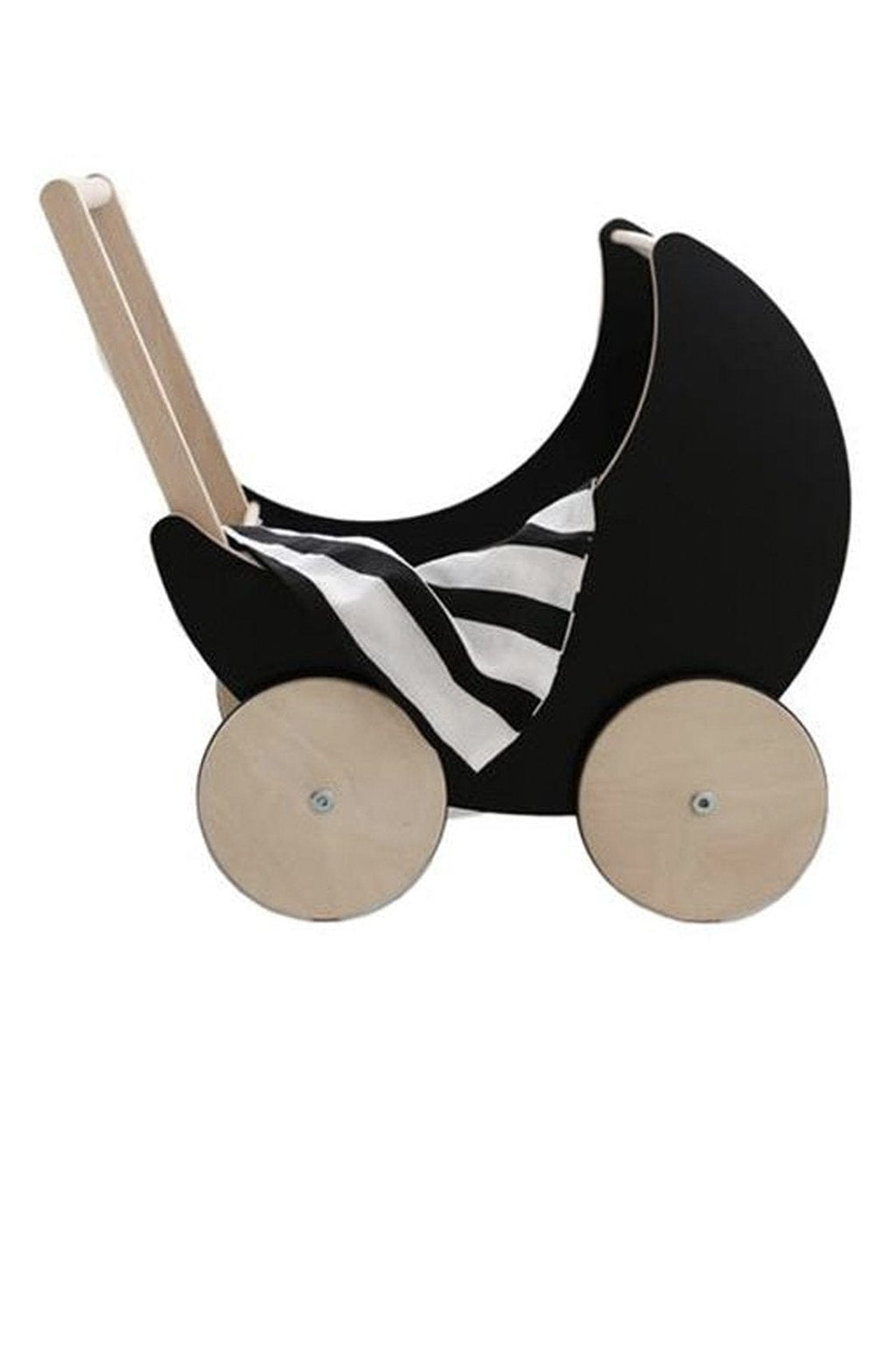 Ooh Noo Toy Pram, Blackboard (PRE-ORDER APRIL)
