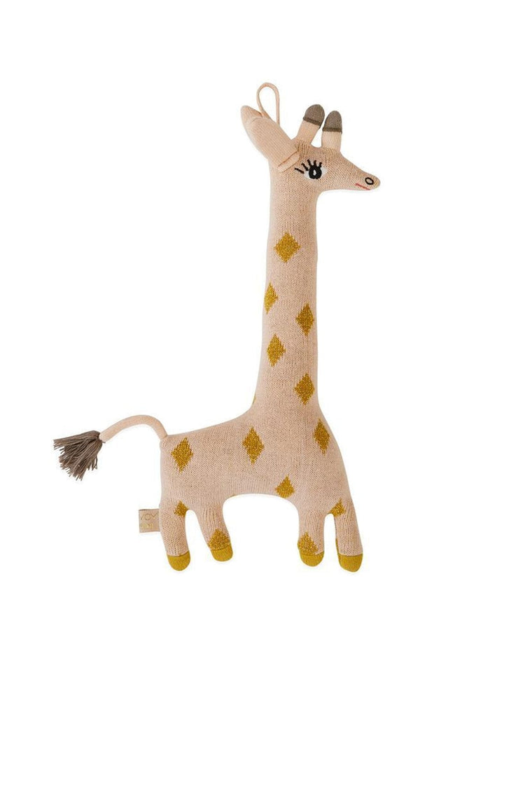 OYOY Darling Cushion Guggi Giraffe - Hello Little Birdie