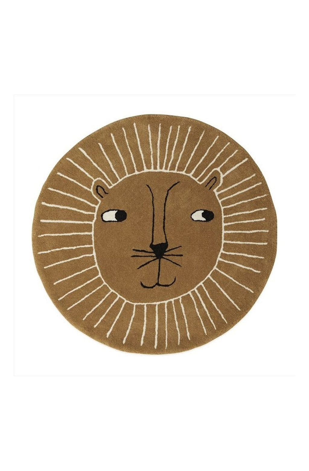 OYOY Lion Rug (PRE-ORDER MAY) - Hello Little Birdie