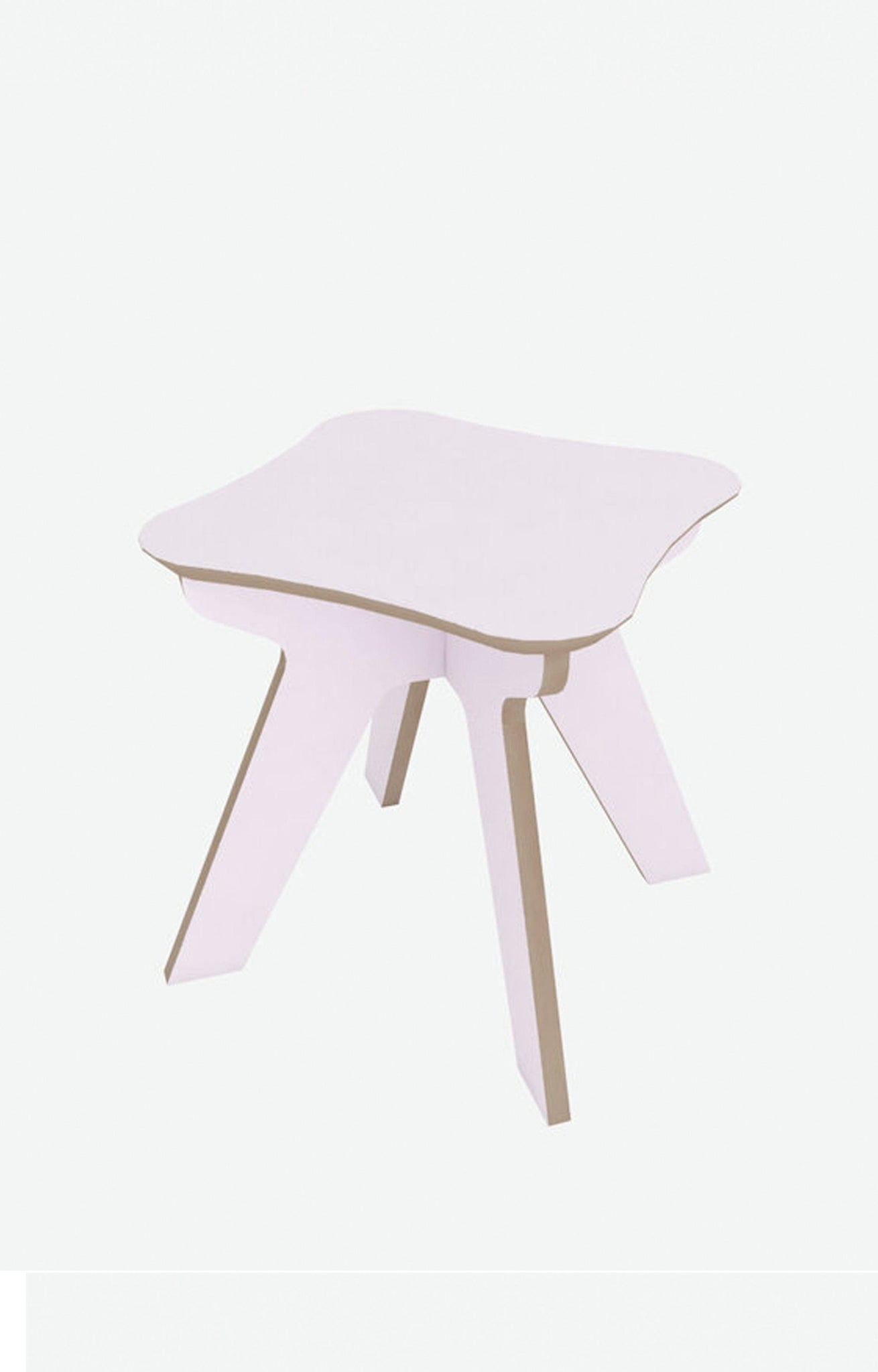 The Junior Stool - Rose - Hello Little Birdie