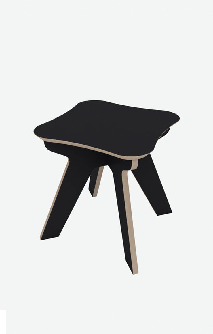 The Junior Stool - Slate - Hello Little Birdie