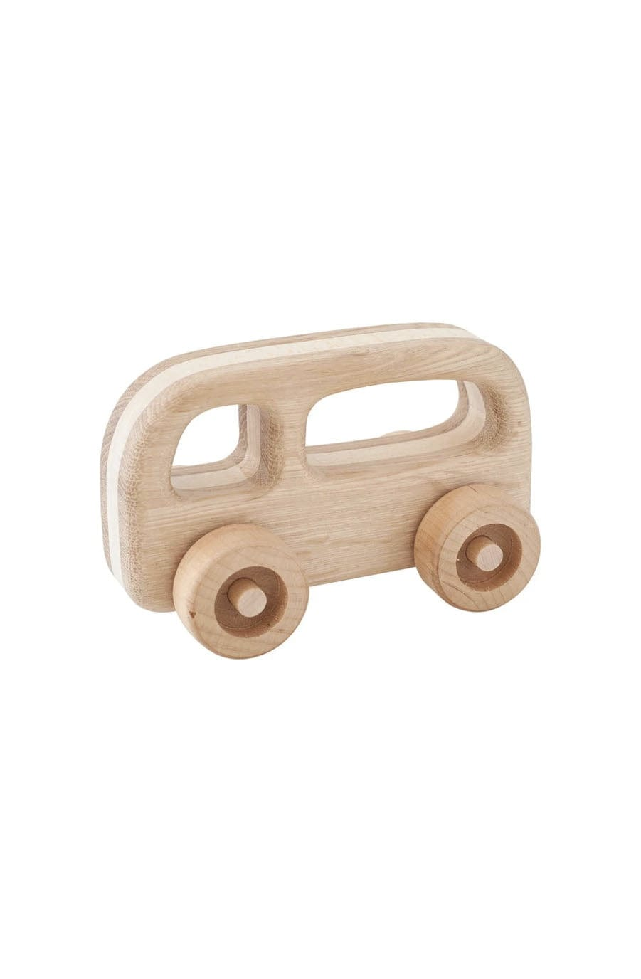 Kubi Dubi Wooden Bus, Fred - Hello Little Birdie