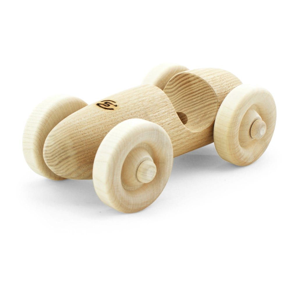 Wooden Racing Car, Lewis - Hello Little Birdie
