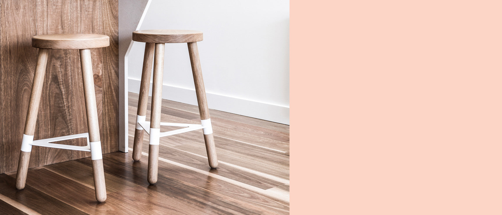 Connect bar stool