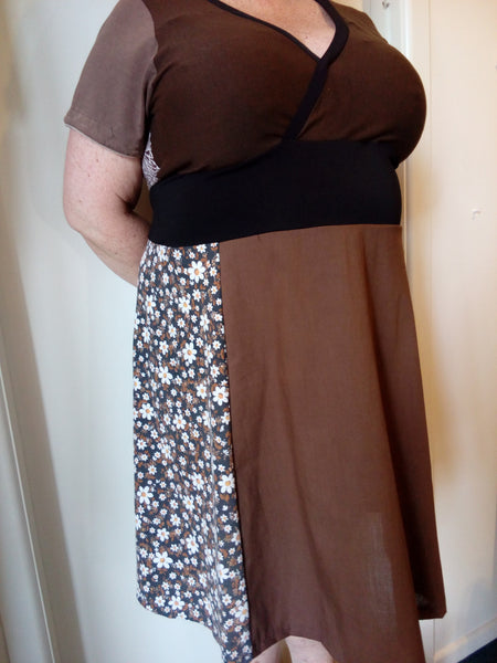 Crossover Dress-XL
