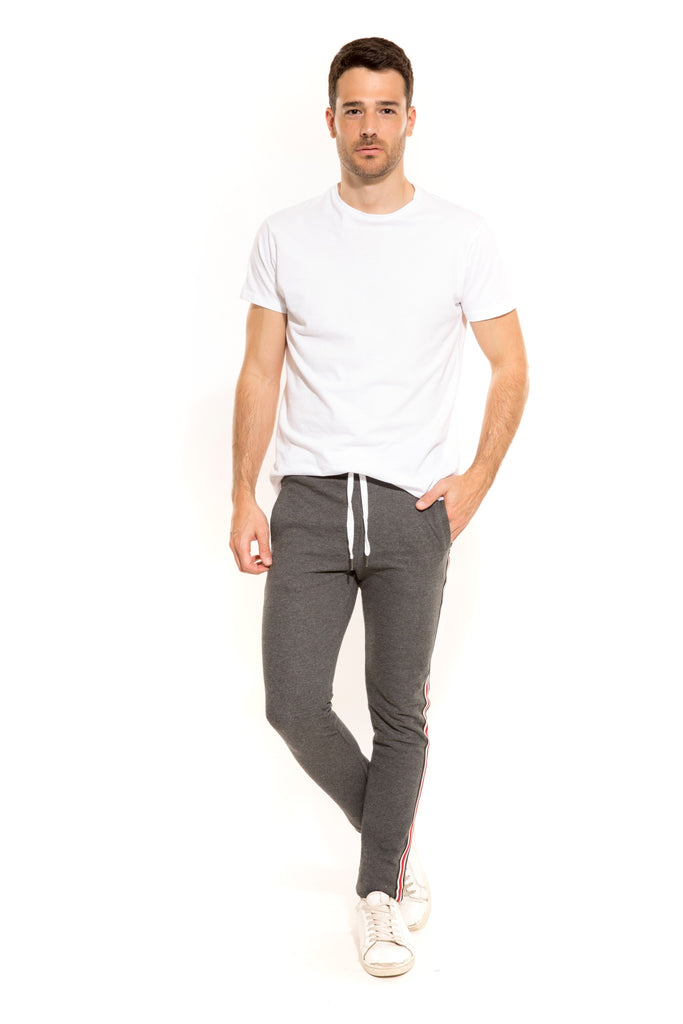 "Men Jogging Pants ""Dark Grey"""