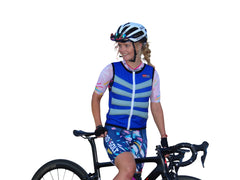 charlotte culver arctic heat ice cooling vest cooling down usa criterium mtb racer