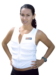 BODY COOLING VEST - White , Cooling Vest - ARCTIC HEAT USA, ARCTIC HEAT USA  - 3