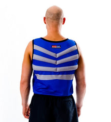 BODY COOLING VEST - Blue , Cooling Vest - ARCTIC HEAT USA, ARCTIC HEAT USA  - 2