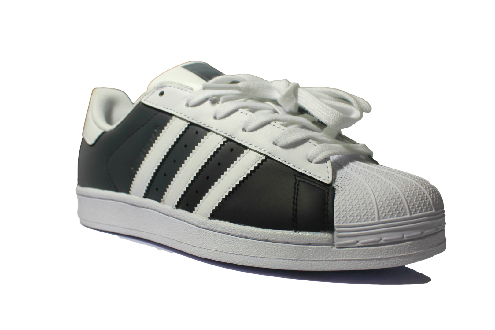 timeless design 5f703 4c9dc ... hot adidas superstar winter black custom 0016c 4f539