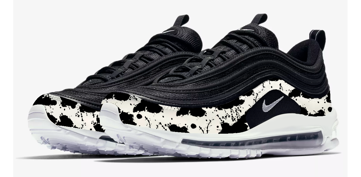 "Air max 97 "" Masterpiece "" Custom"