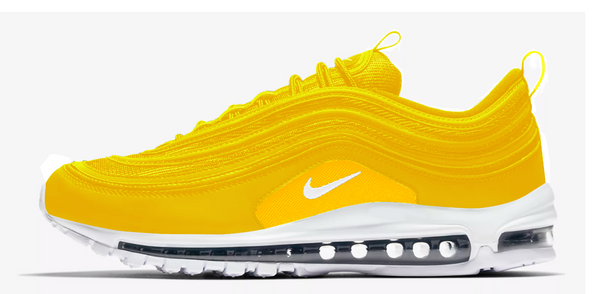 "Air max 97 "" Lemonade "" Custom"