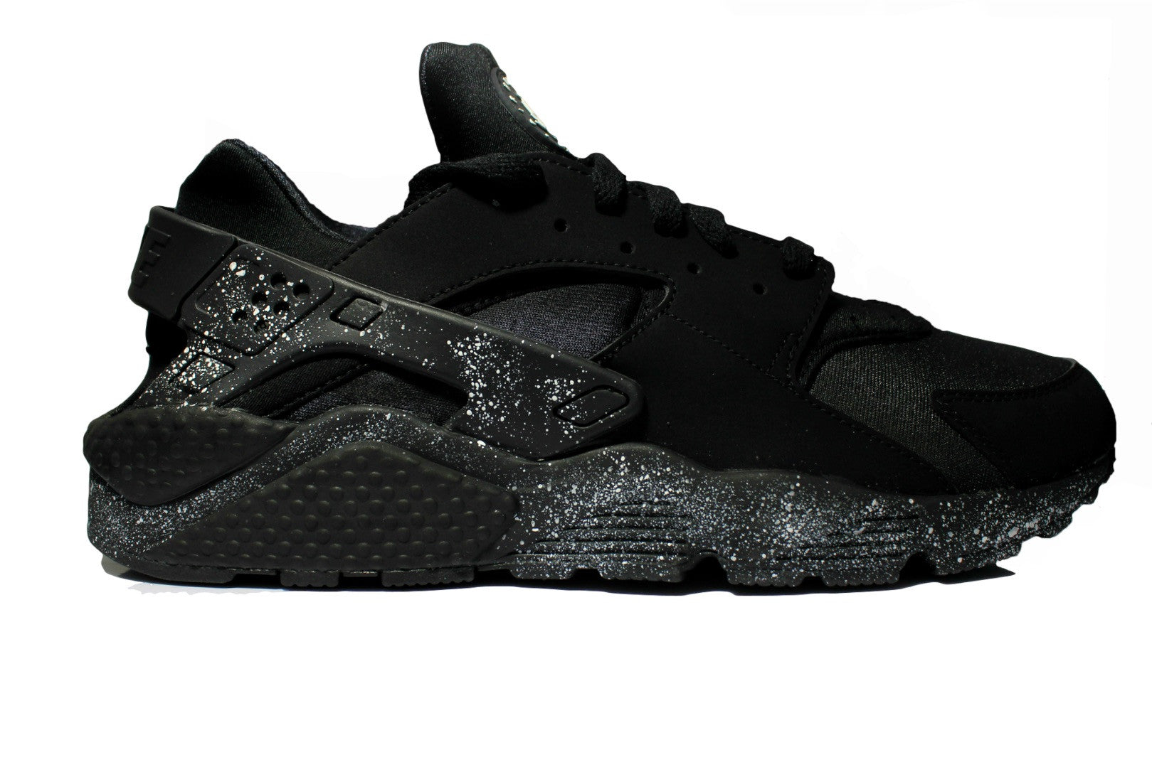 "Huarache ""Triple Oreo"" - Custom"
