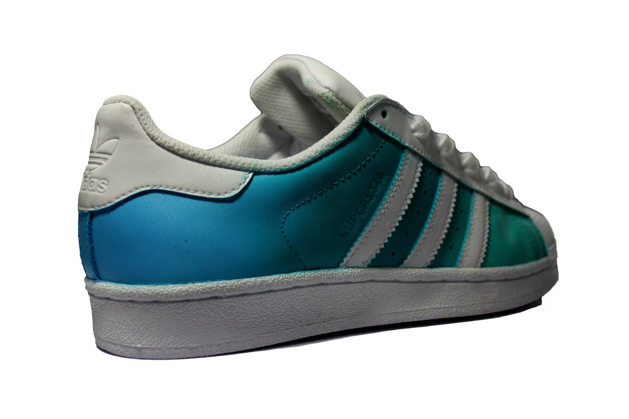 "Superstar ""Blue Lagoon"" Custom"