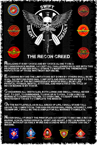 Recon Creed Scroll
