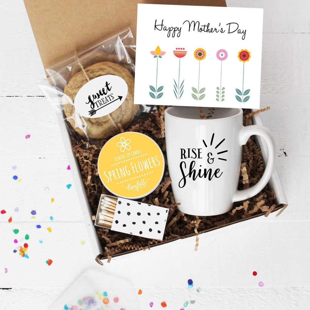 Friendship Gift Live Succulent Gift New Home Gift Mother/'s Day Gift Gift for Family Succulent Box Care Package Gift Box