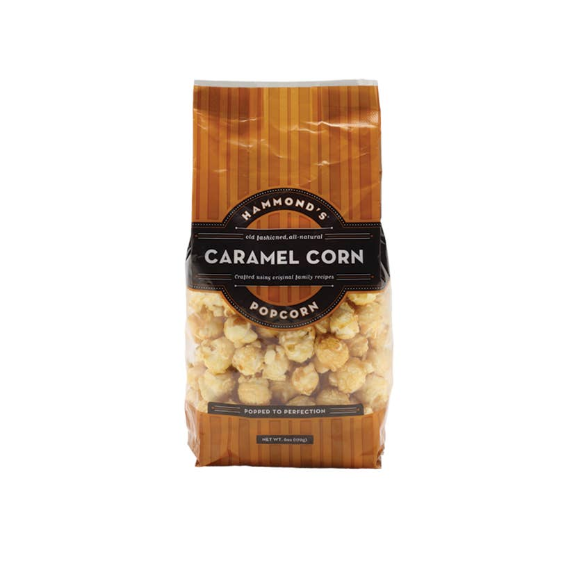 Hammond's Caramel Corn - 6 oz Bag