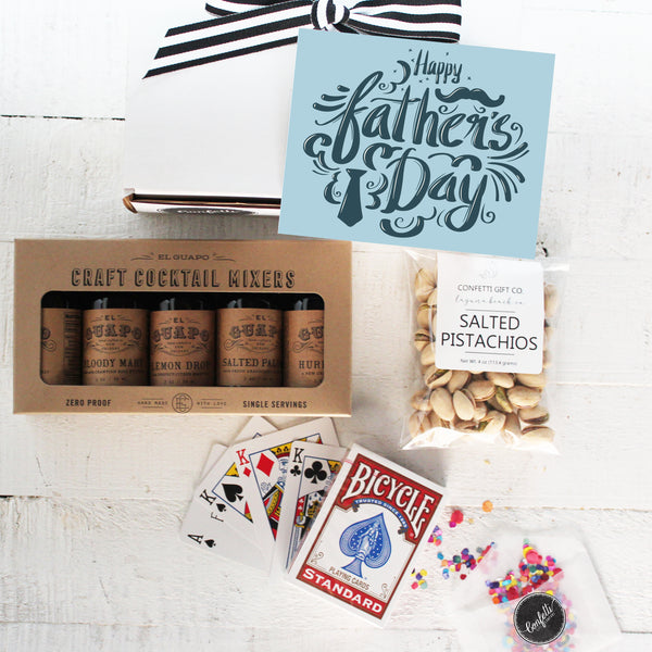 Happy Father's Day Gift Box