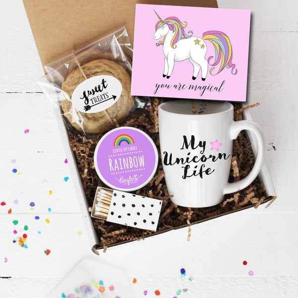 You Are Magical - Unicorn Gift Box