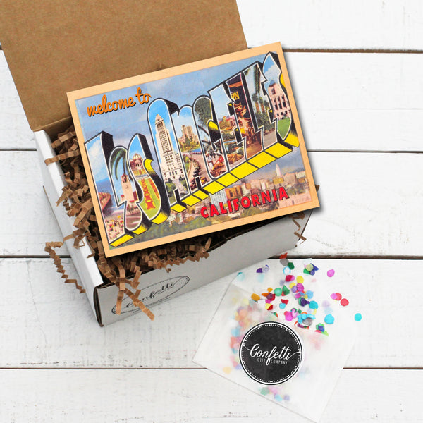 Build Your Own Welcome to Los Angeles Gift Box