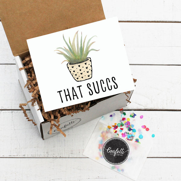 Build Your That Succs Gift Box