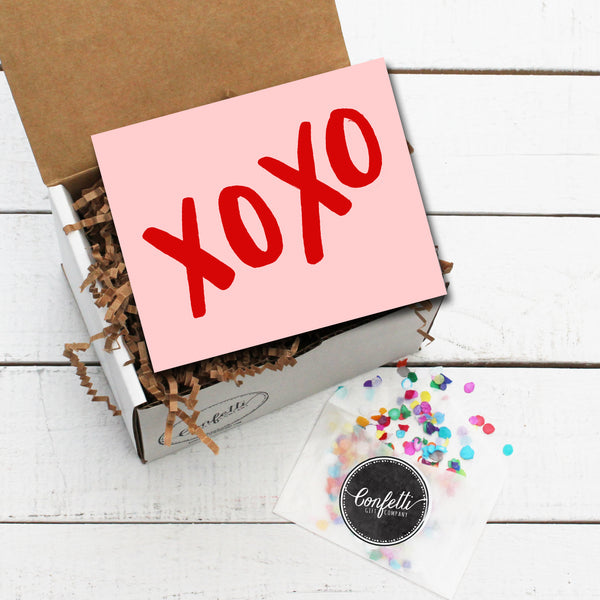 Build Your Own XOXO Gift Box