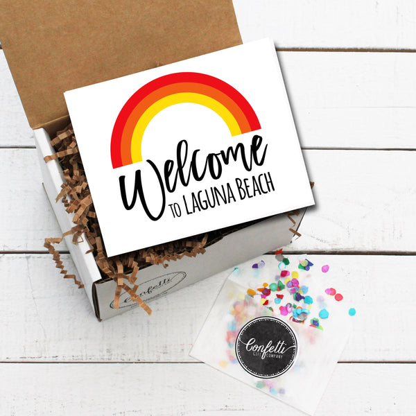 Build Your Own Welcome to Laguna Gift Box