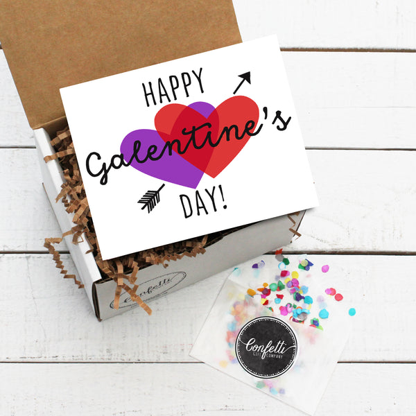 Build Your Own Happy Galentine's Day Gift Box