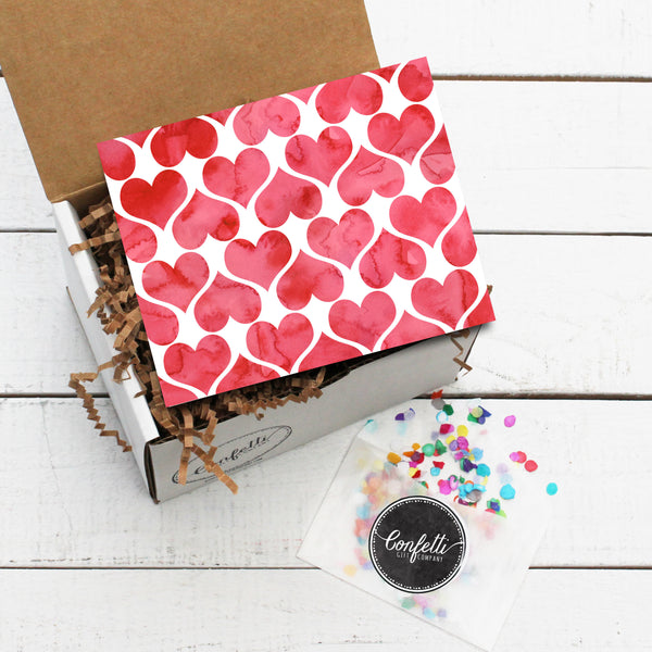 Build Your Own Hearts Gift Box