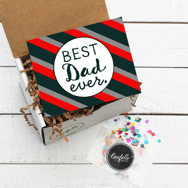 Build Your Own Best Dad Ever Gift Box