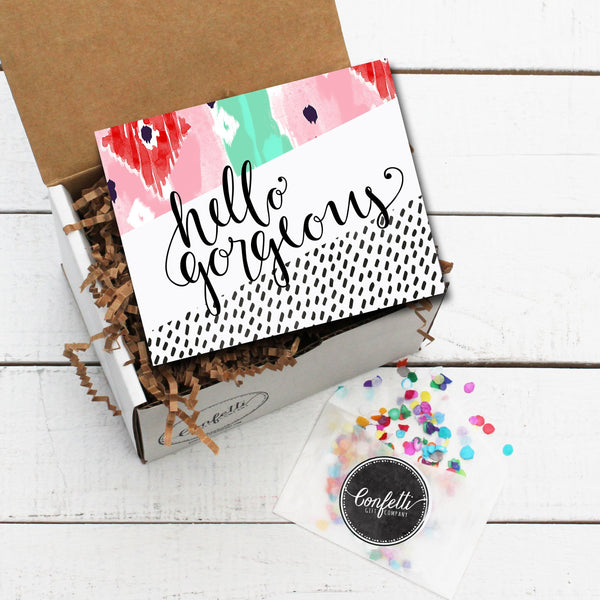Build Your Own Hello Gorgeous Gift Box