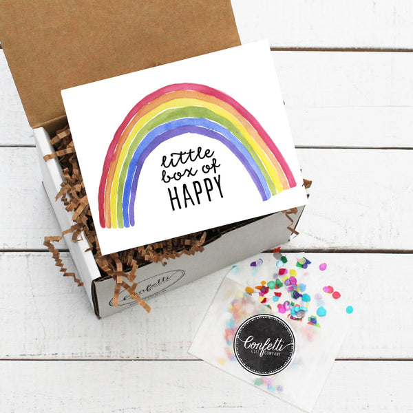 Build Your Own Little Box of Happy Gift Box