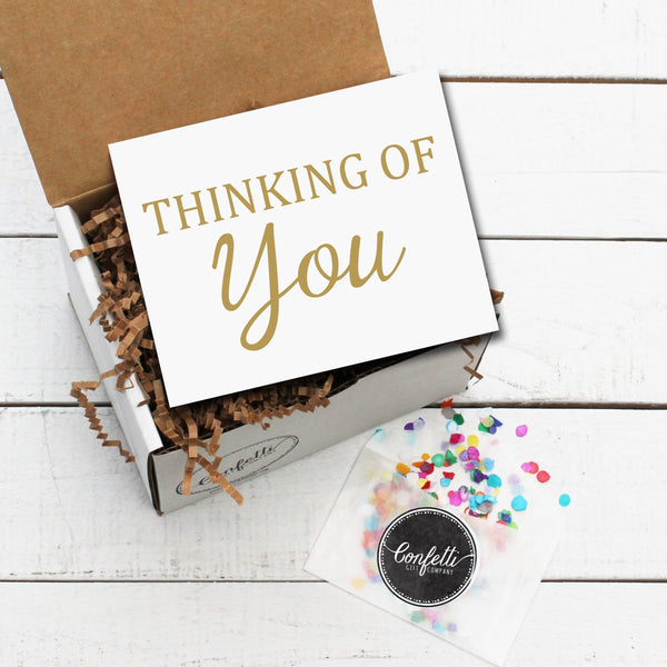 Build Your Own Thinking of You Gift Box