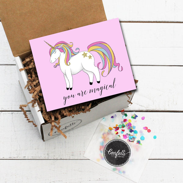 Build Your Own You Are Magical Gift Box