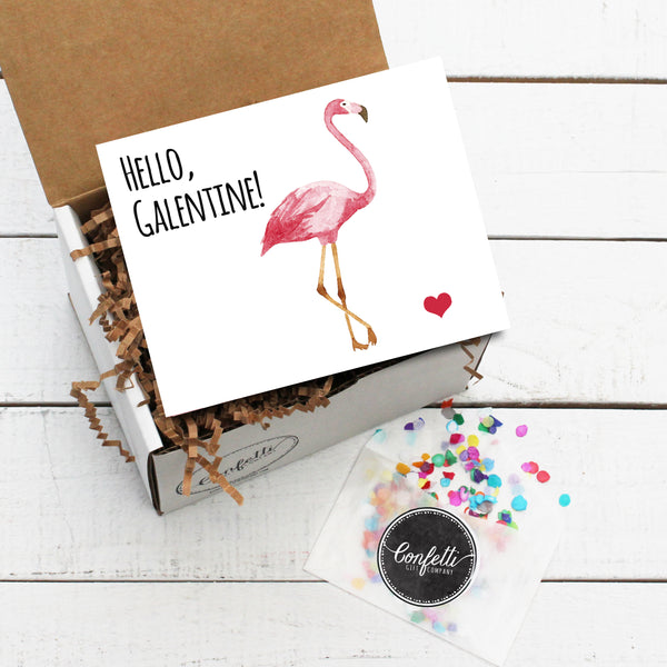 Build Your Own Hello Galentine Gift Box