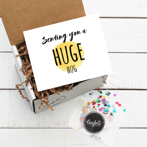 Build Your Own Sending You A Huge Hug Gift Box