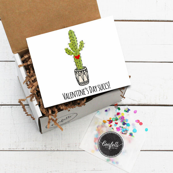 Build Your Own Valentine's Day Succs Gift Box