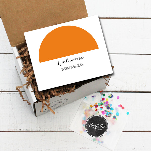 Build Your Own Welcome to Orange County Gift Box