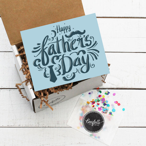 Build Your Happy Father's Day Gift Box