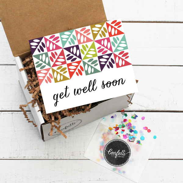 Build Your Own Get Well Gift Box
