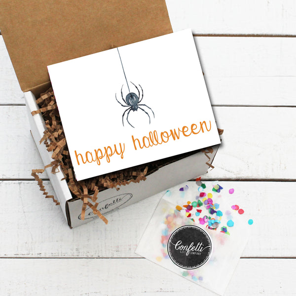 Build Your Own Happy Halloween Gift Box