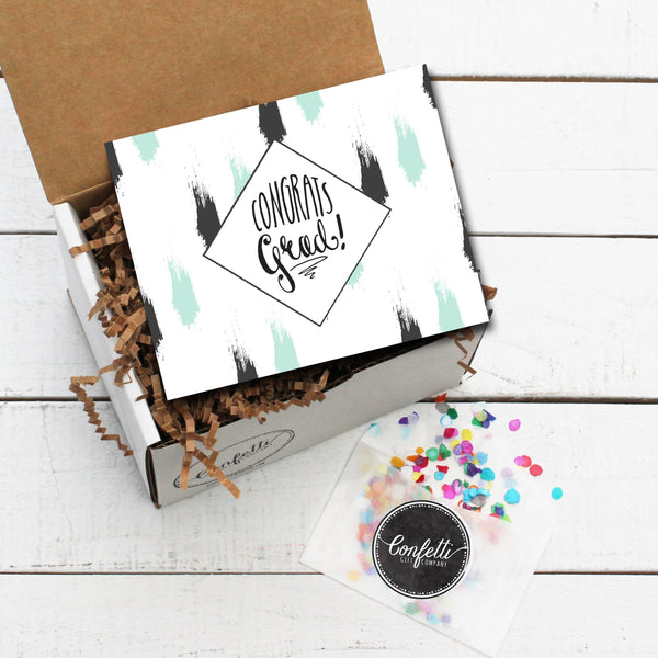 Build Your Own Congrats Grad Gift Box