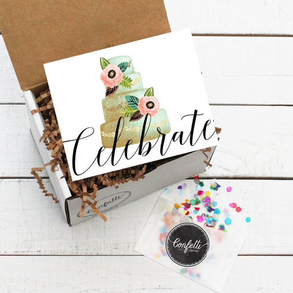 Build Your Own Celebrate Gift Box